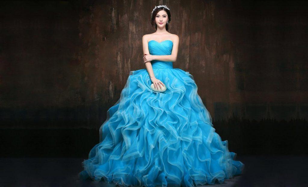 Ngắm nghía mẫu váy cưới nổi bật và tôn nét đẹp của cô dâu