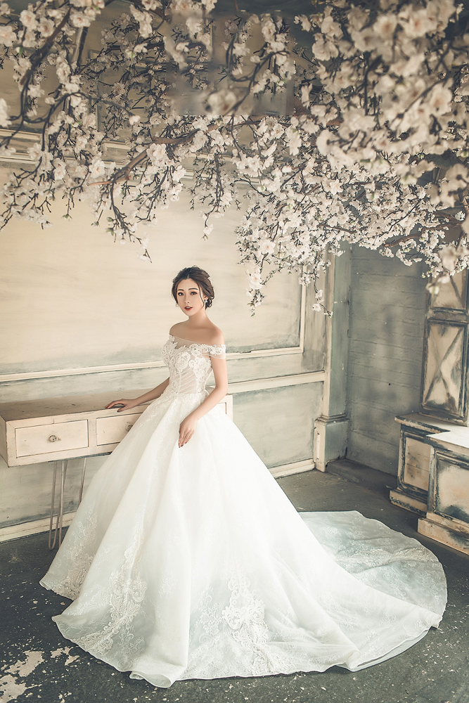 Ngắm nhìn những mẫu váy cưới đẹp nhất
