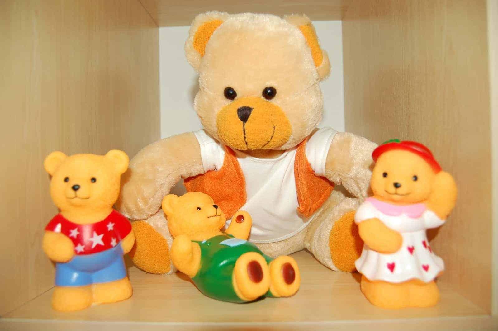 Những bài văn miêu tả những chú gấu bông đáng yêu nhất