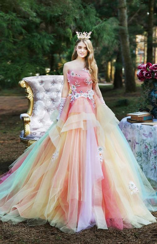 Những kiểu váy cưới đẹp