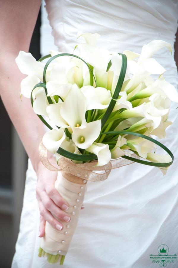 Những mẫu hoa cưới cầm tay đẹp nhất hiện nay