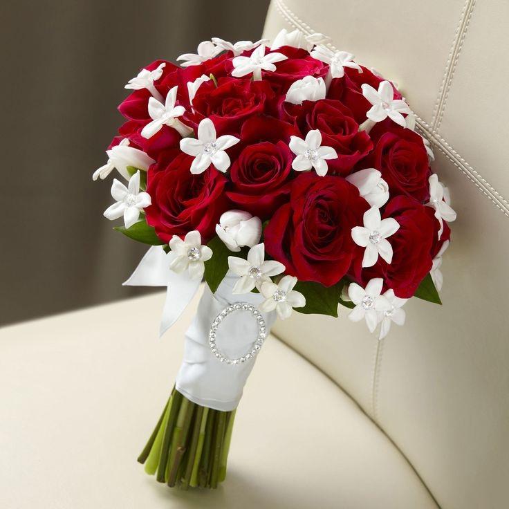 Những mẫu hoa cưới cầm tay giúp cho ngày cưới thêm lãng mạn nhất