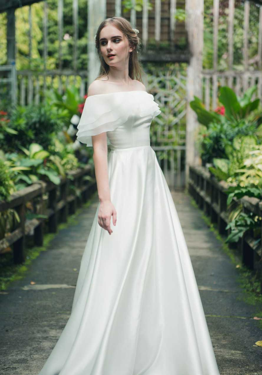 Những mẫu váy cưới đẹp nhất thế giới