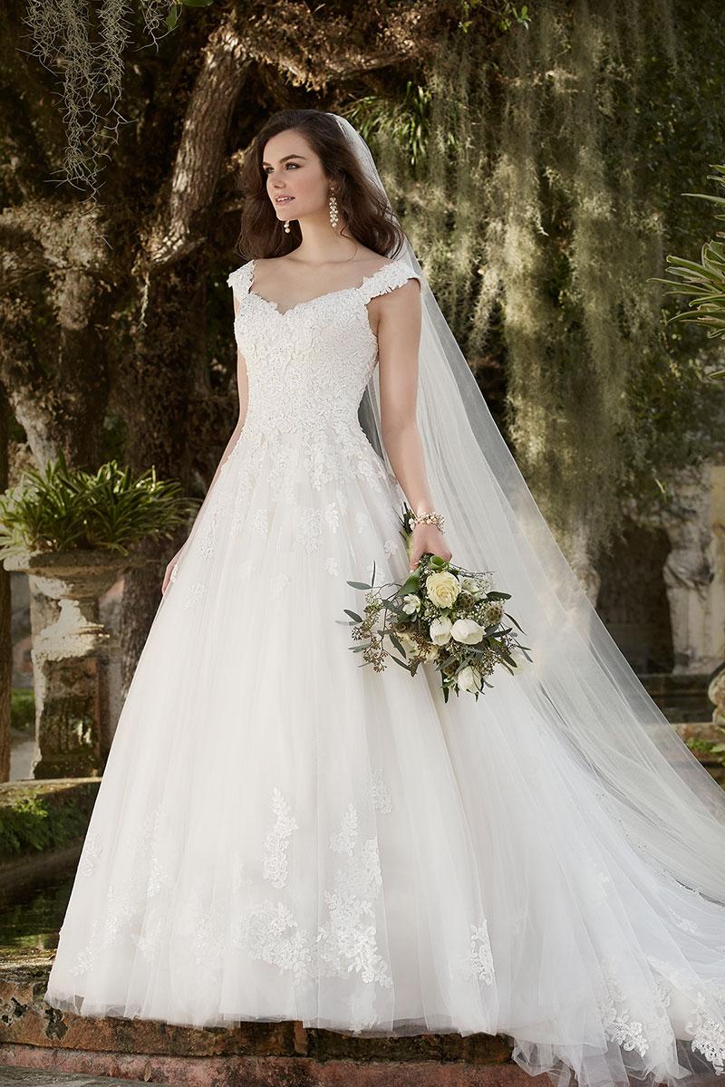 Những mẫu váy cưới đẹp và lộng lẫy nhất