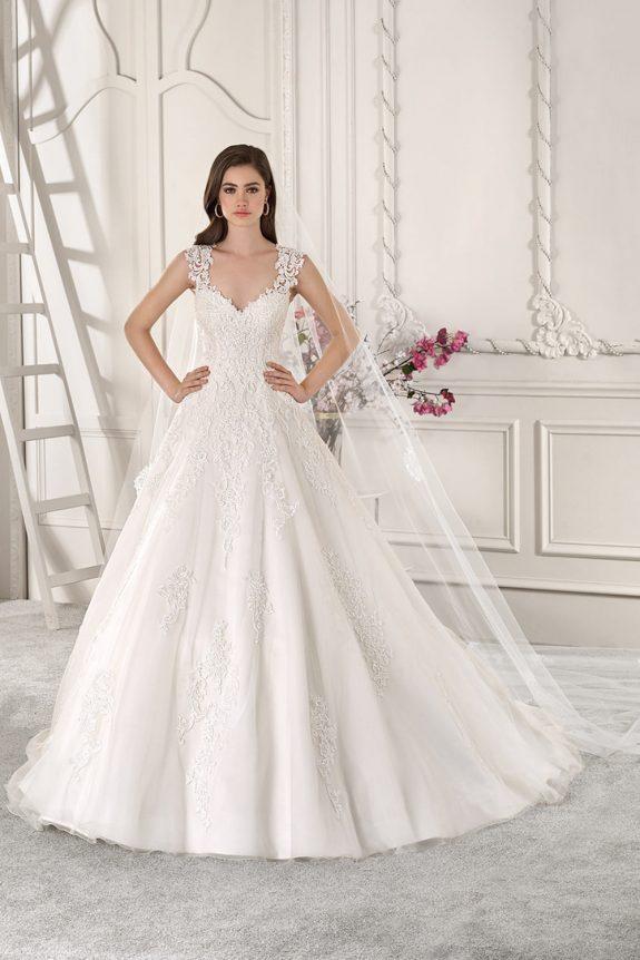 Những mẫu váy cưới phồng đẹp nhất