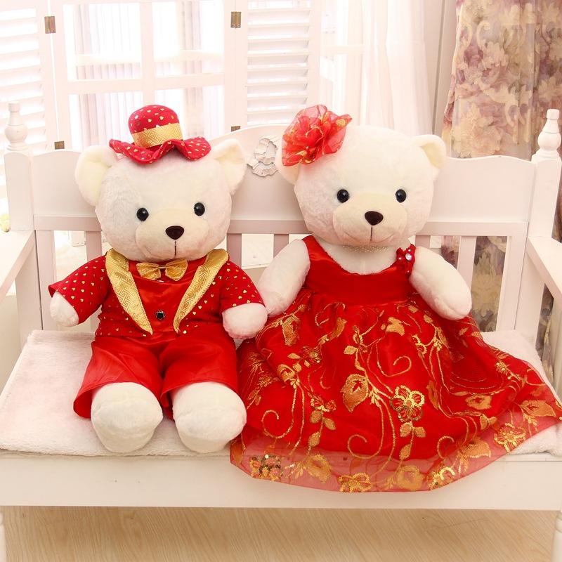 Tặng gấu bông cho bạn gái nên lựa chọn loại gấu bông như thế nào