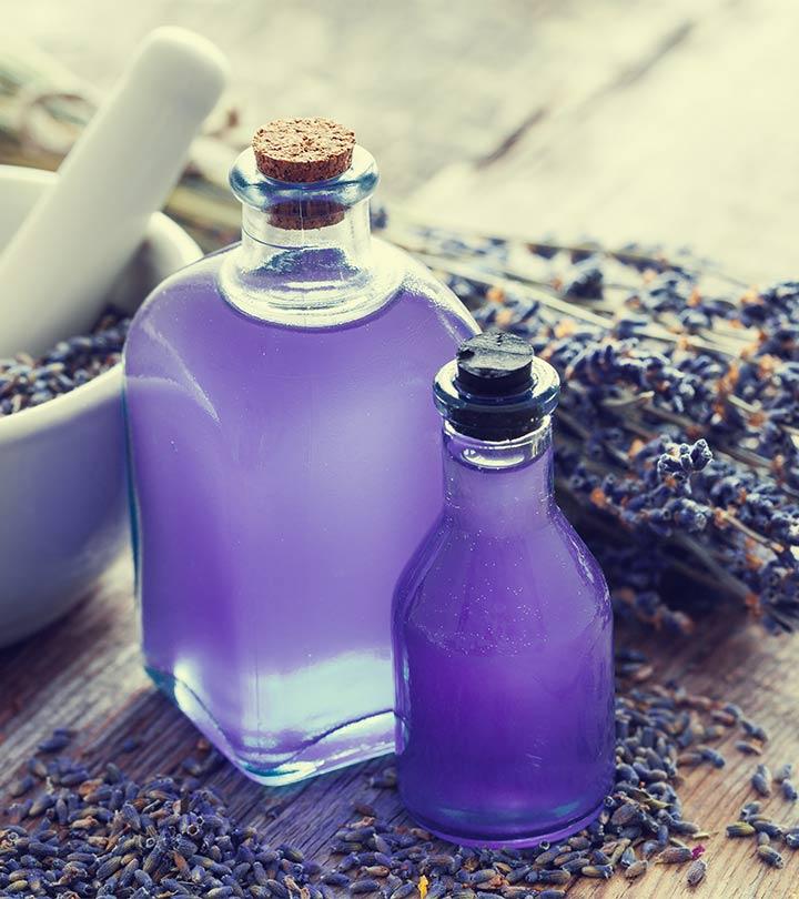 Tinh dầu từ hoa lavender (Hoa Oải Hương)