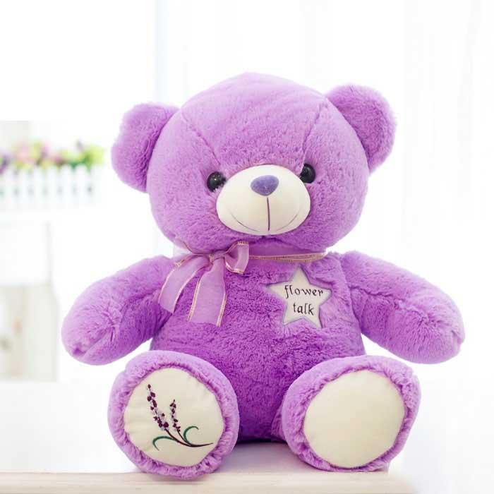 Trộm gấu bông tặng người yêu