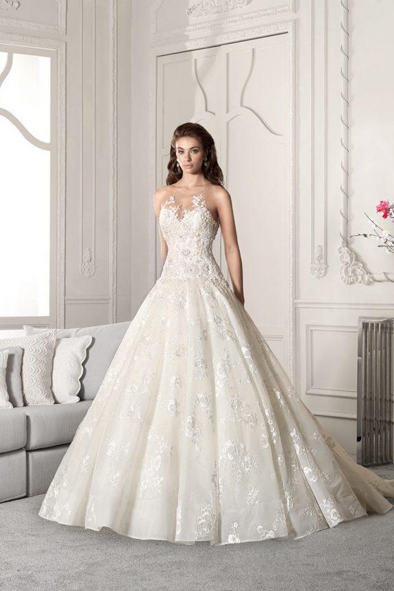 Váy cưới màu trắng đẹp nhất