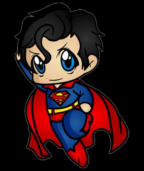 Ảnh superman chibi đẹp nhất