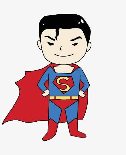 Ảnh superman chibi đẹp và đáng yêu nhất