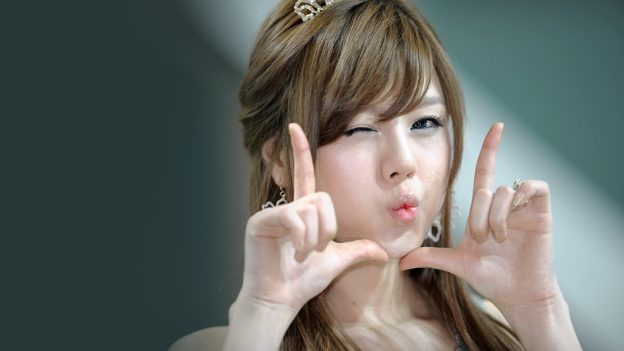 Girl xinh cute