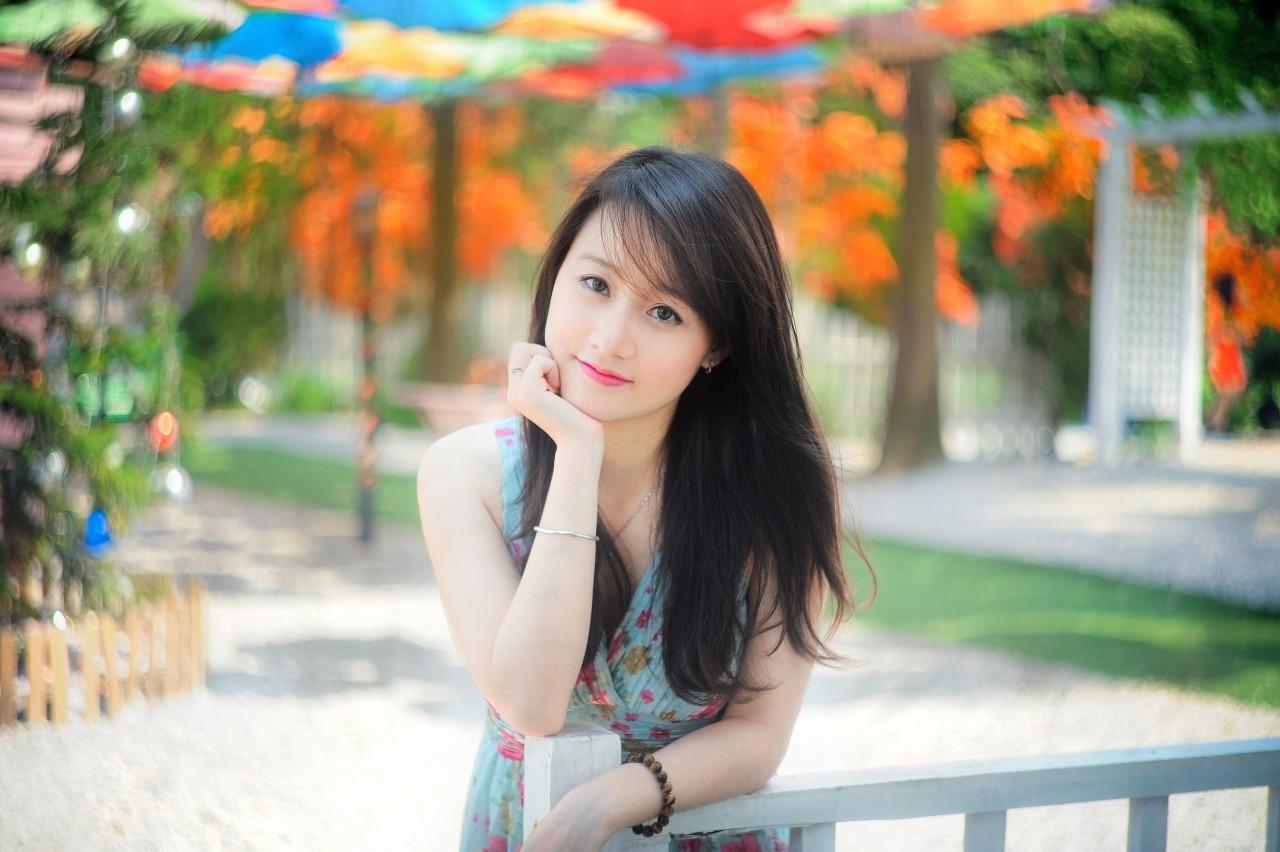 Hình ảnh gái đẹp Việt Nam