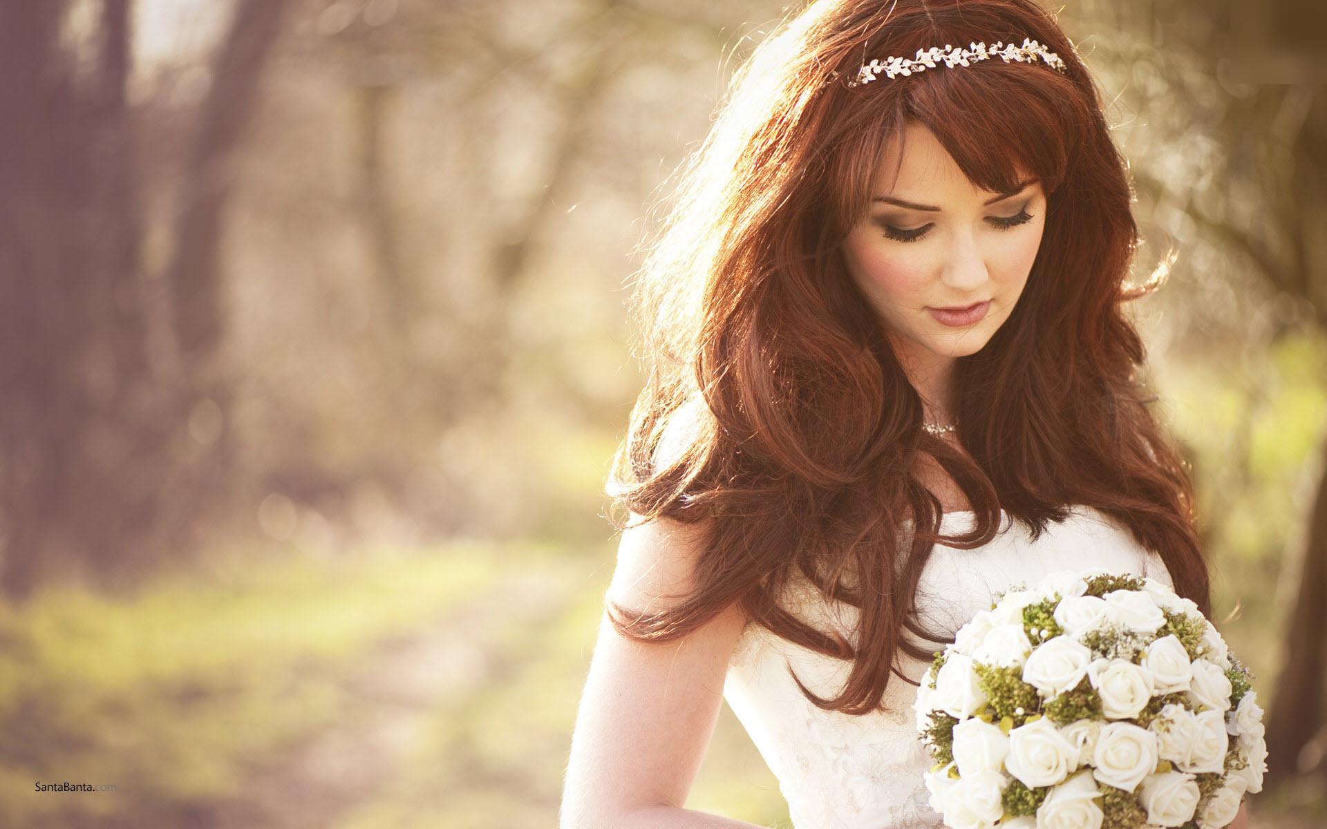 Hình gái xinh đẹp và hoa