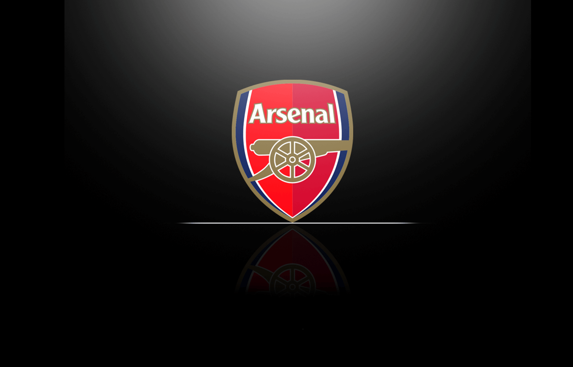 Hình nền Arsenal logo
