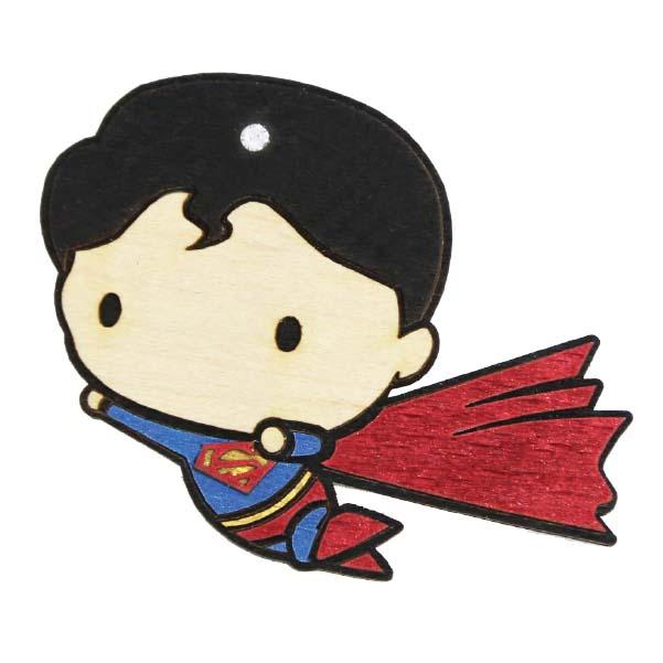 Hình superman chibi cute