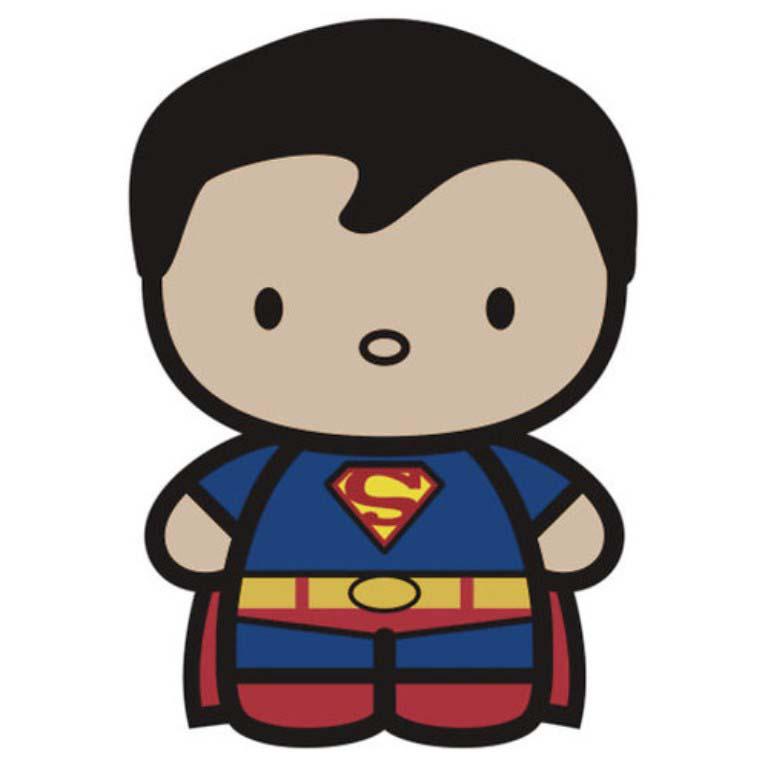 Hình superman chibi đẹp