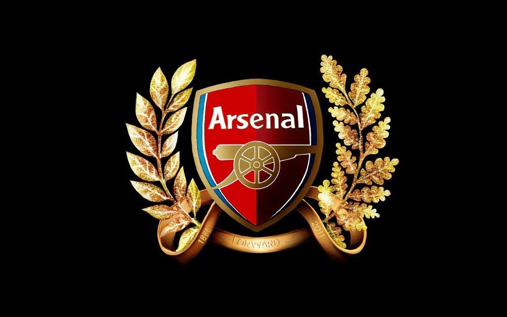 Logo Arsenal ấn tượng
