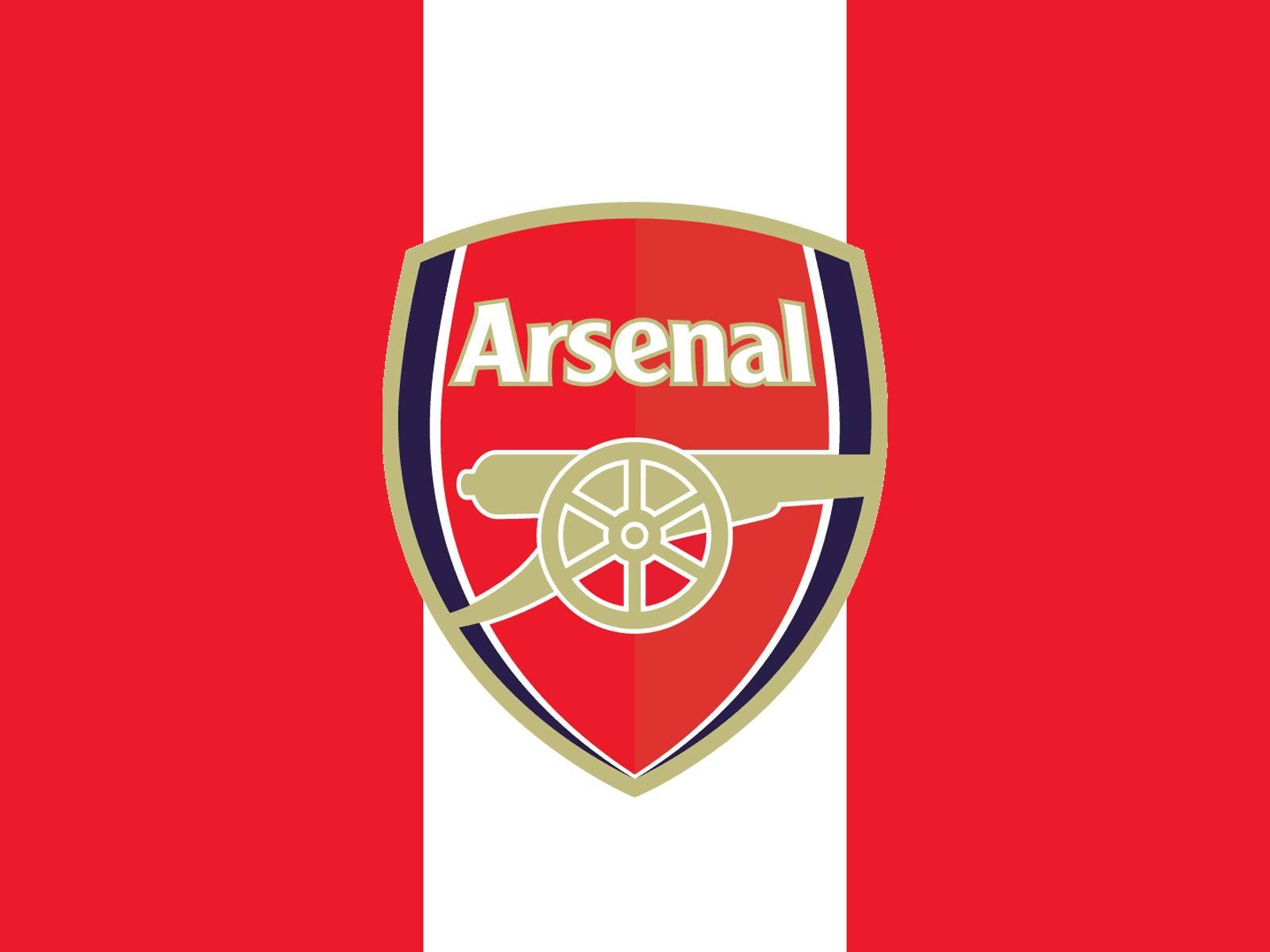 Logo Arsenal đỏ