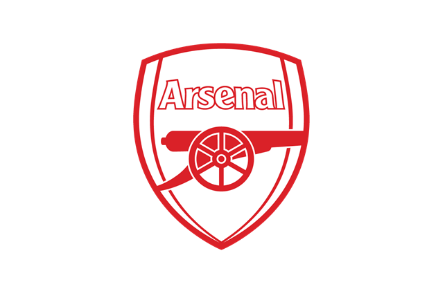 Logo Arsenal vector