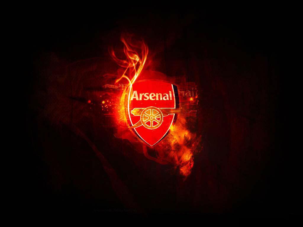 Logo Arsenal wallpaper