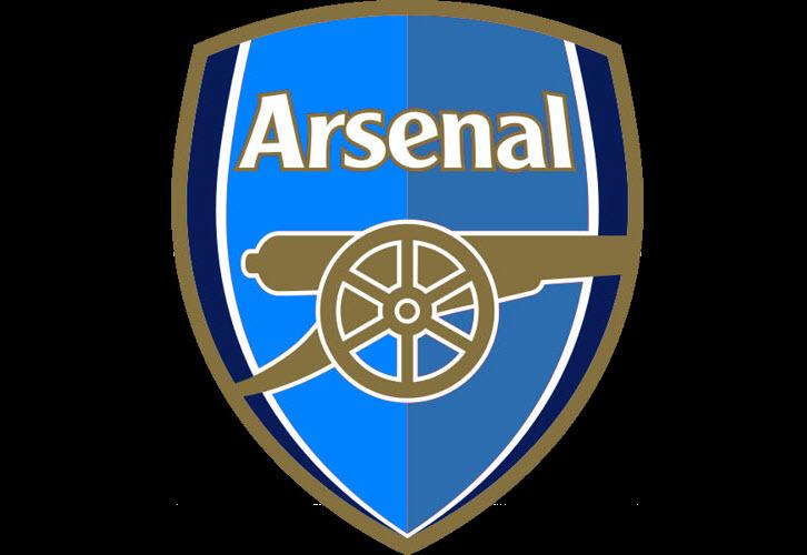 Logo Arsenal xanh