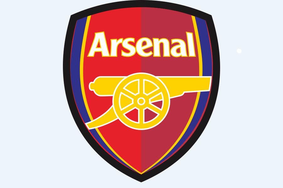 Logo CLB Arsenal