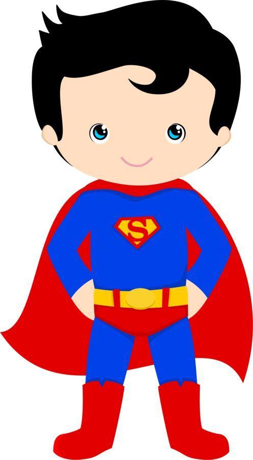 Những hình ảnh superman chibi đẹp nhất
