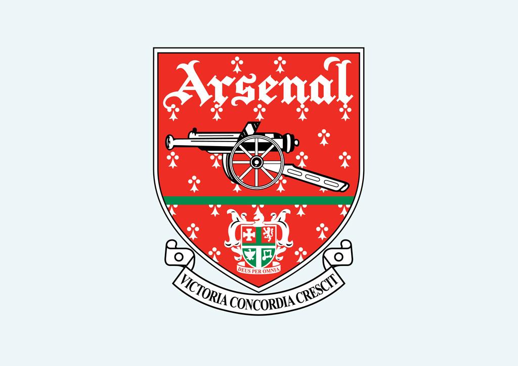 Tổng hợp những logo Arsenal đẹp nhất