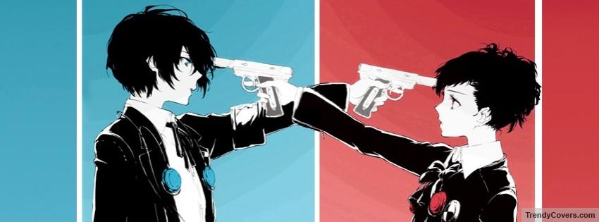 Ảnh bìa Anime facebook đẹp