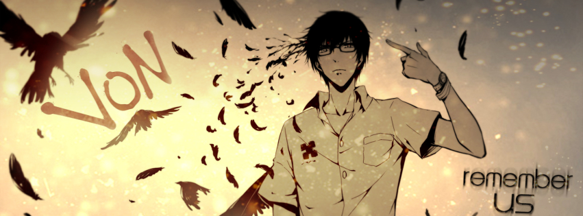 Ảnh bìa anime ngầu