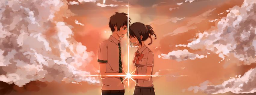 Ảnh bìa Anime tình yêu đẹp