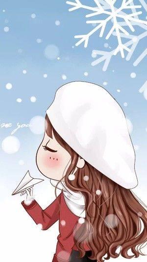 Ảnh đôi mùa đông đẹp (2)