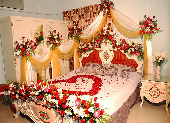 Ảnh trang trí phòng cưới