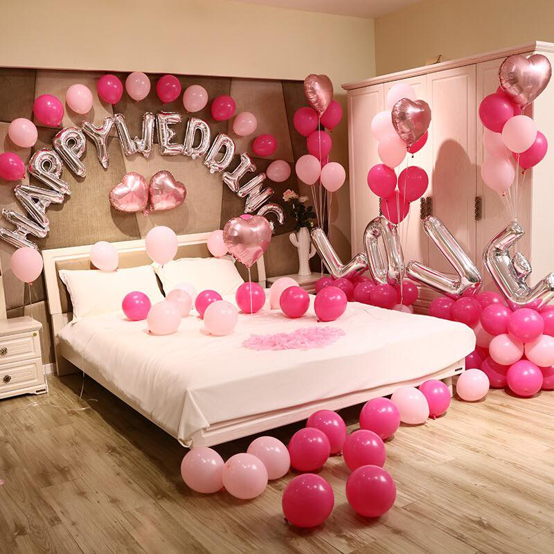 Cách trang trí giường cưới đẹp nhất