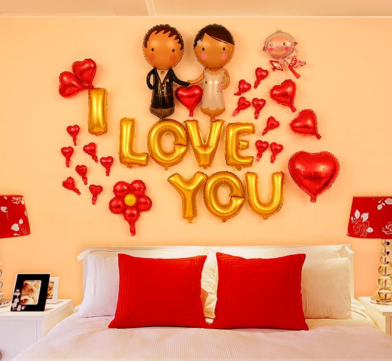 Cách trang trí phòng cưới đẹp đơn giản