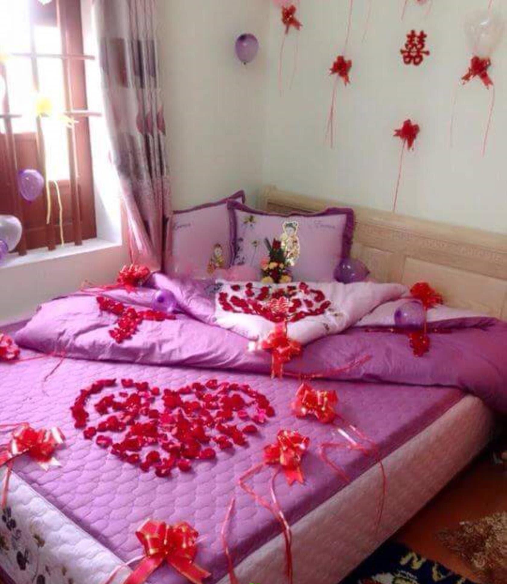 Cách trang trí phòng cưới đẹp nhất