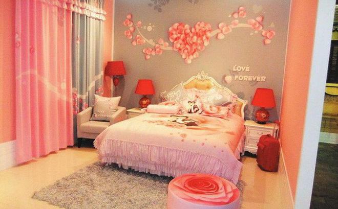 Mẫu trang trí phòng cưới đẹp nhất