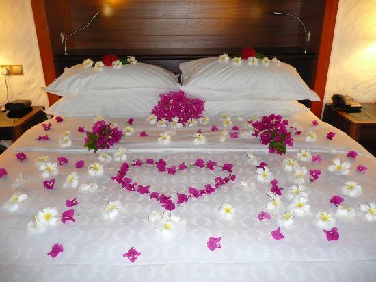 Trang trí phòng cưới lãng mạn