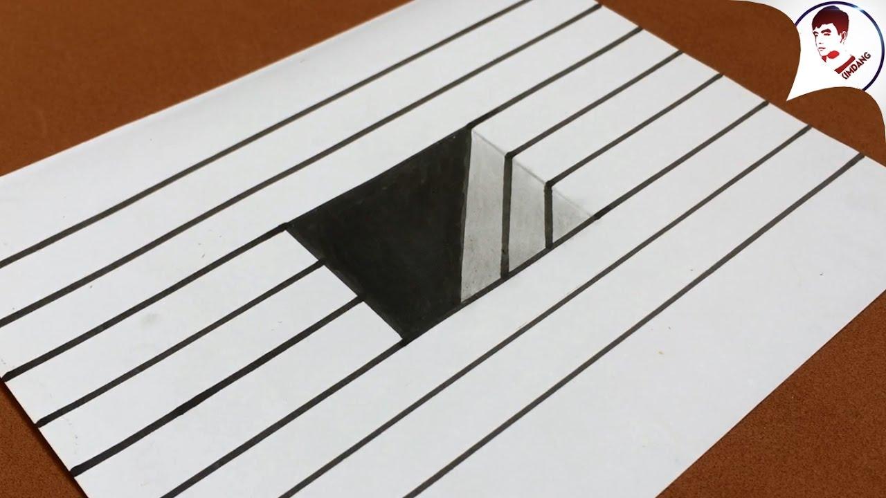 Hình ảnh 3D đánh lừa thị giác cực đẹp