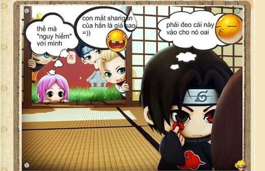 Hình Anime chế hài hước