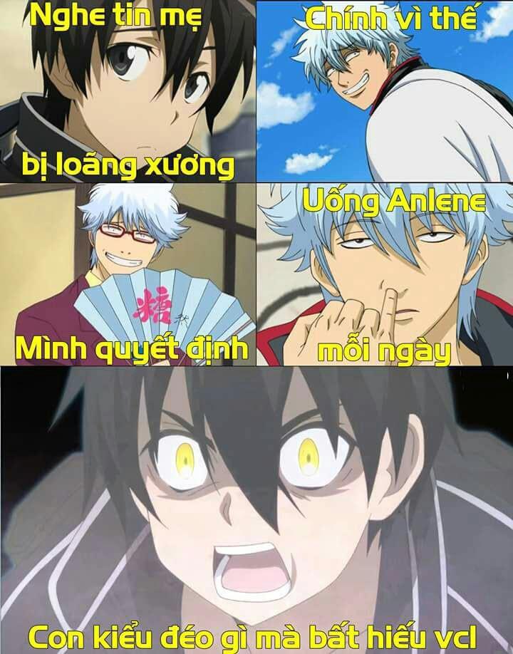 Hình chế Anime hài hước nhất