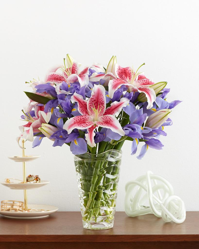 Cách căm hoa bách hợp