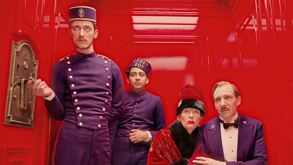 grand-budapest-hotel  phim hài Mỹ hay nhất
