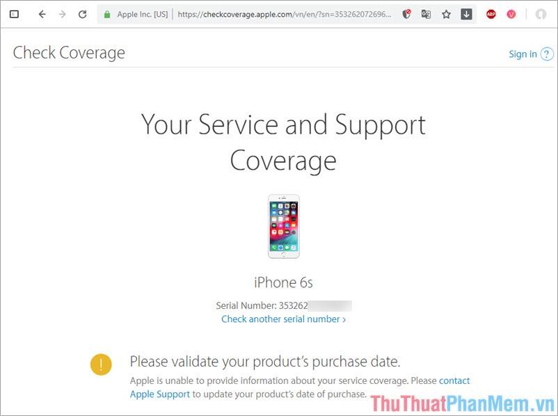 Check IMEI iPhone - Kiểm tra IMEI iPhone nhanh và chuẩn nhất