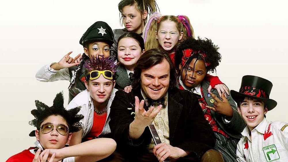 School of Rock phim hài Mỹ hay nhất