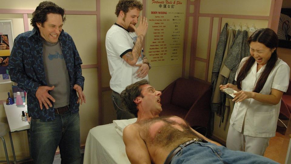 the-40-year-old-virgin phim hài Mỹ hay nhất