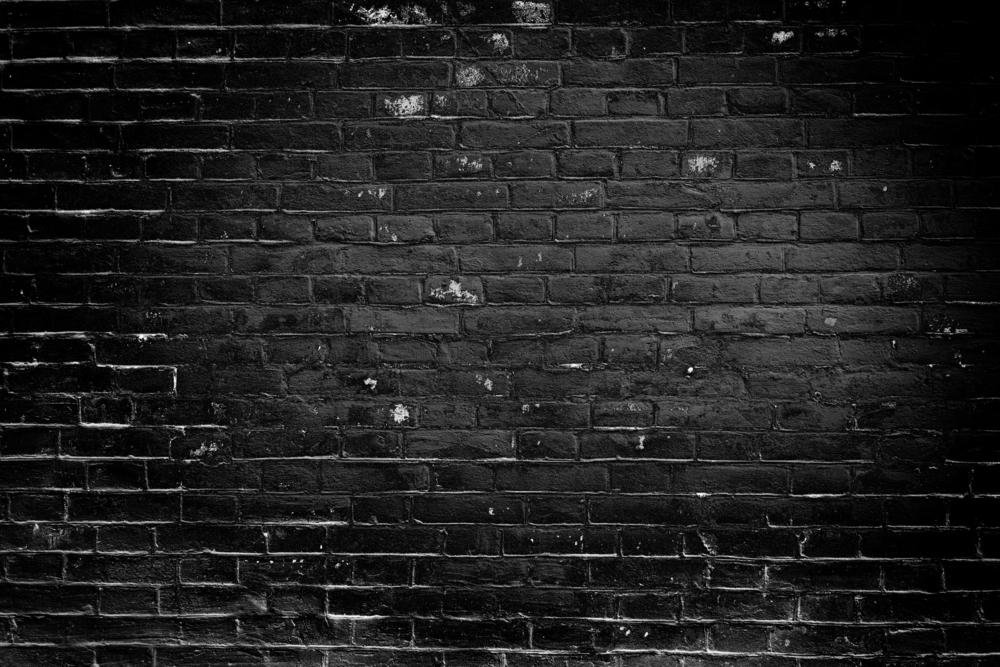 Background bức tường đen