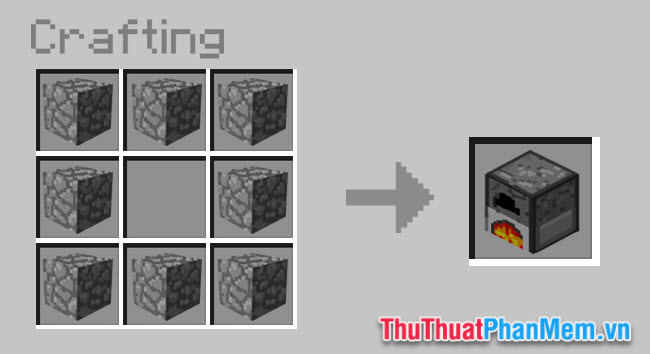 Chế tạo trong Minecraft