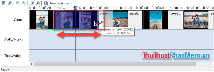 Cách làm Video từ ảnh nhanh và đơn giản nhất8